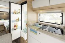 Wohnwagen Dreifach Etagenbett : Camper wohnwagen dethleffs caravans und wohnwägen