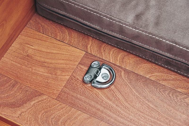 Wohnwagen Etagenbett Sicherung : 4 pfoten dethleffs