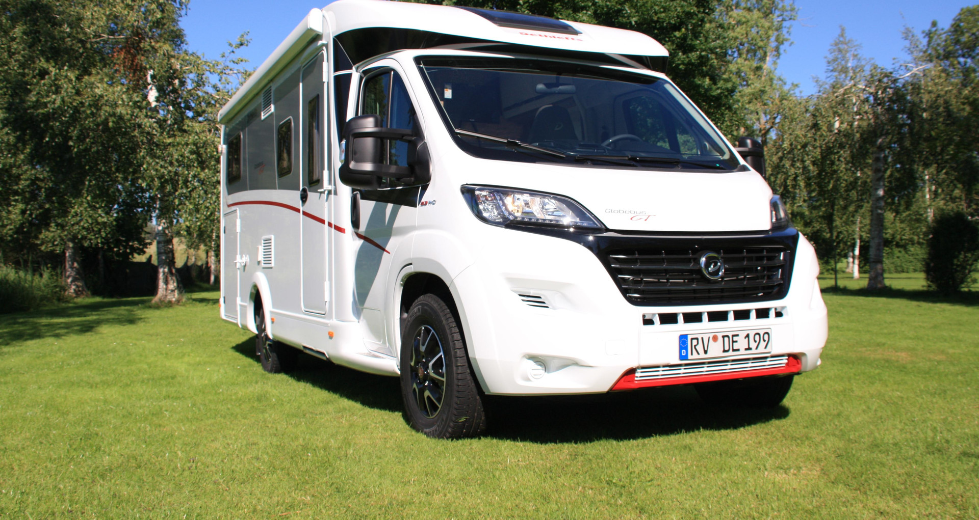 Check out the brand-new Globebus T1 in MMM & What Motorhome Magazines