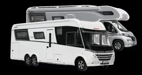 Reisemobil Etagenbett : Dethleffs reisemobile und wohnmobile
