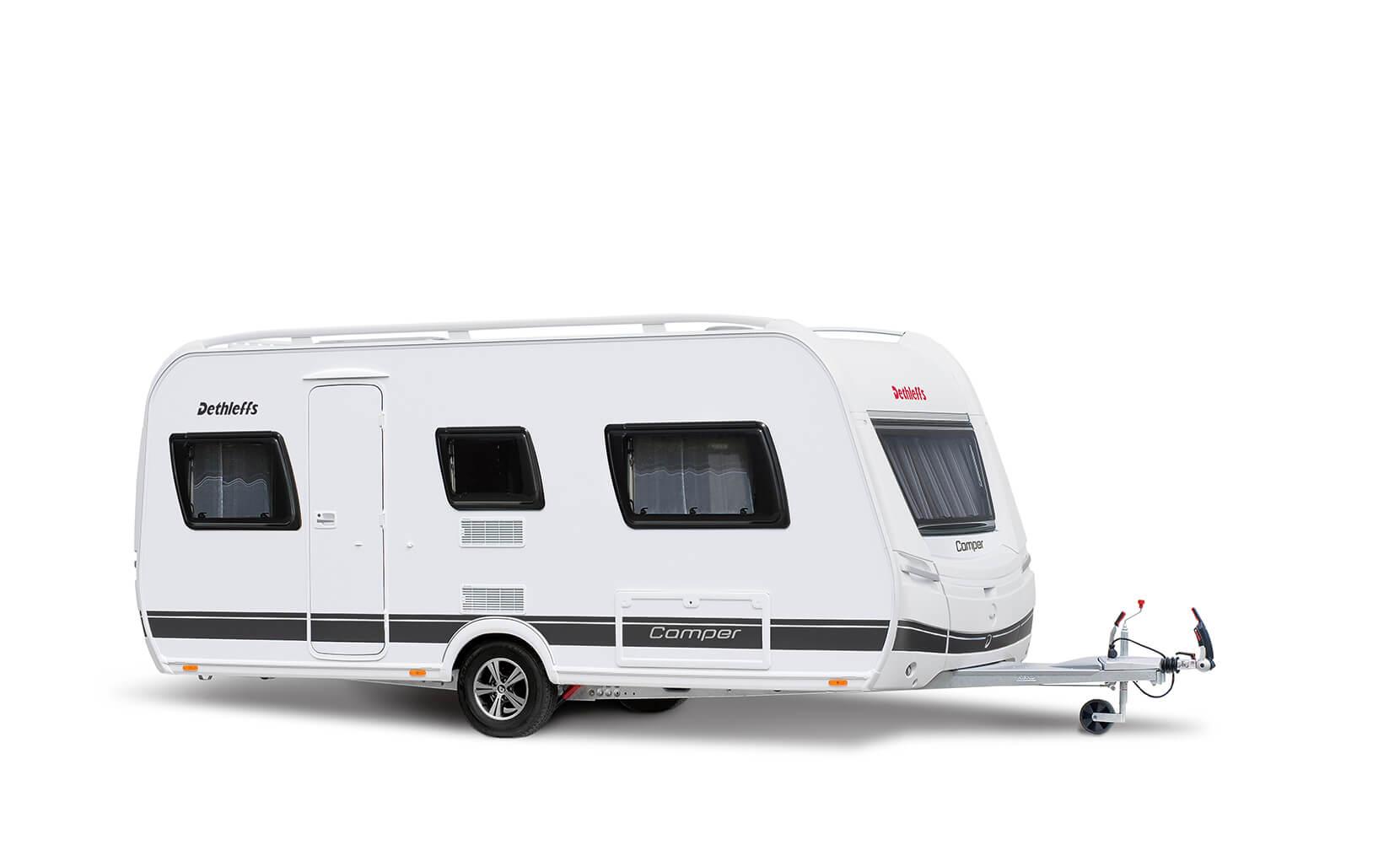 Camper Wohnwagen   Dethleffs Caravans und Wohnwägen