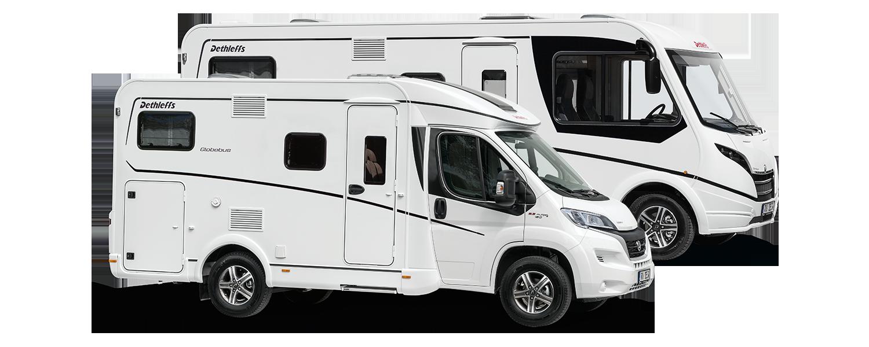 Globebus  Dethleffs Reisemobile und Wohnmobile