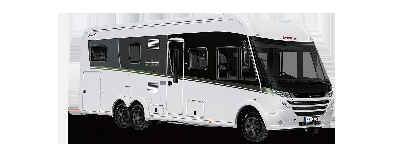 Globetrotter XLi Edition 8 Wohnmobil  Dethleffs Reisemobile und