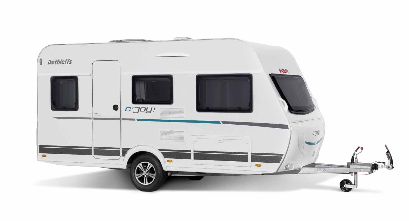 Wohnwagen Mit Etagenbett Und Einzelbetten : C joy wohnwagen dethleffs caravans und wohnwägen