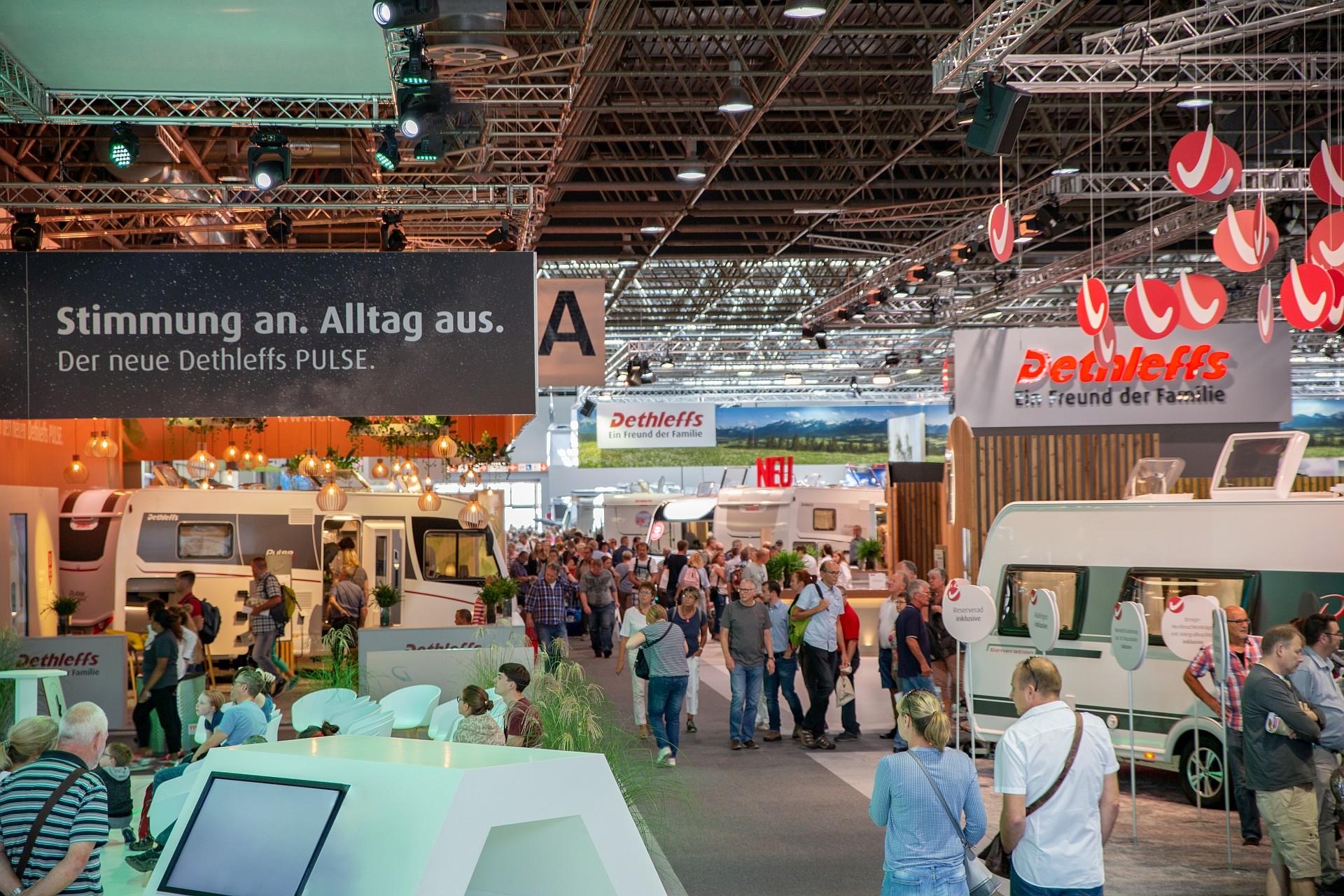 Wohnwagen Dethleffs Etagenbett : Dethleffs u caravans und reisemobile vom wohnwagen pionier ein