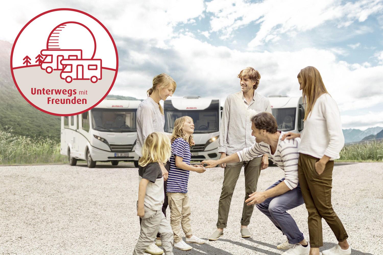 Wohnwagen Doppelachse Etagenbett : Dethleffs u caravans und reisemobile vom wohnwagen pionier ein