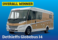 Motorhome of the year 2013